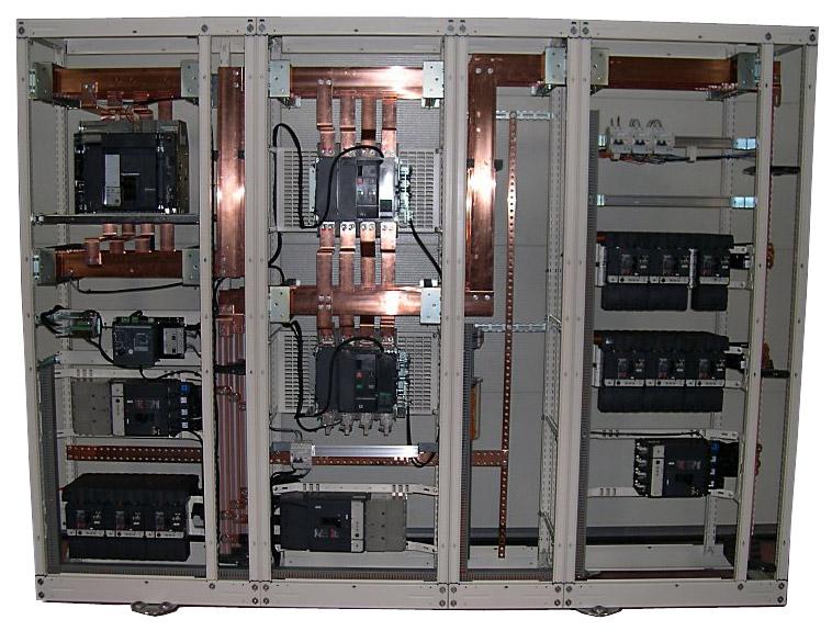Главный распределительный щит ГРЩ на Schneider Electric, Iном. = 4000А